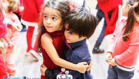 تصاویر دو قلوهای مجید صالحی